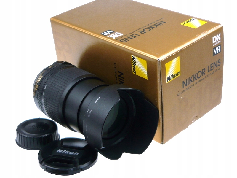 NIKKOR AF-S 18-105/3.5-5.6G VR|ideał do krajobrazu