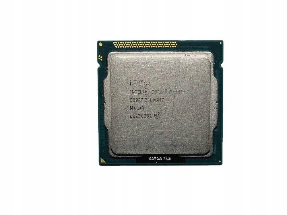 Core i5-3450.