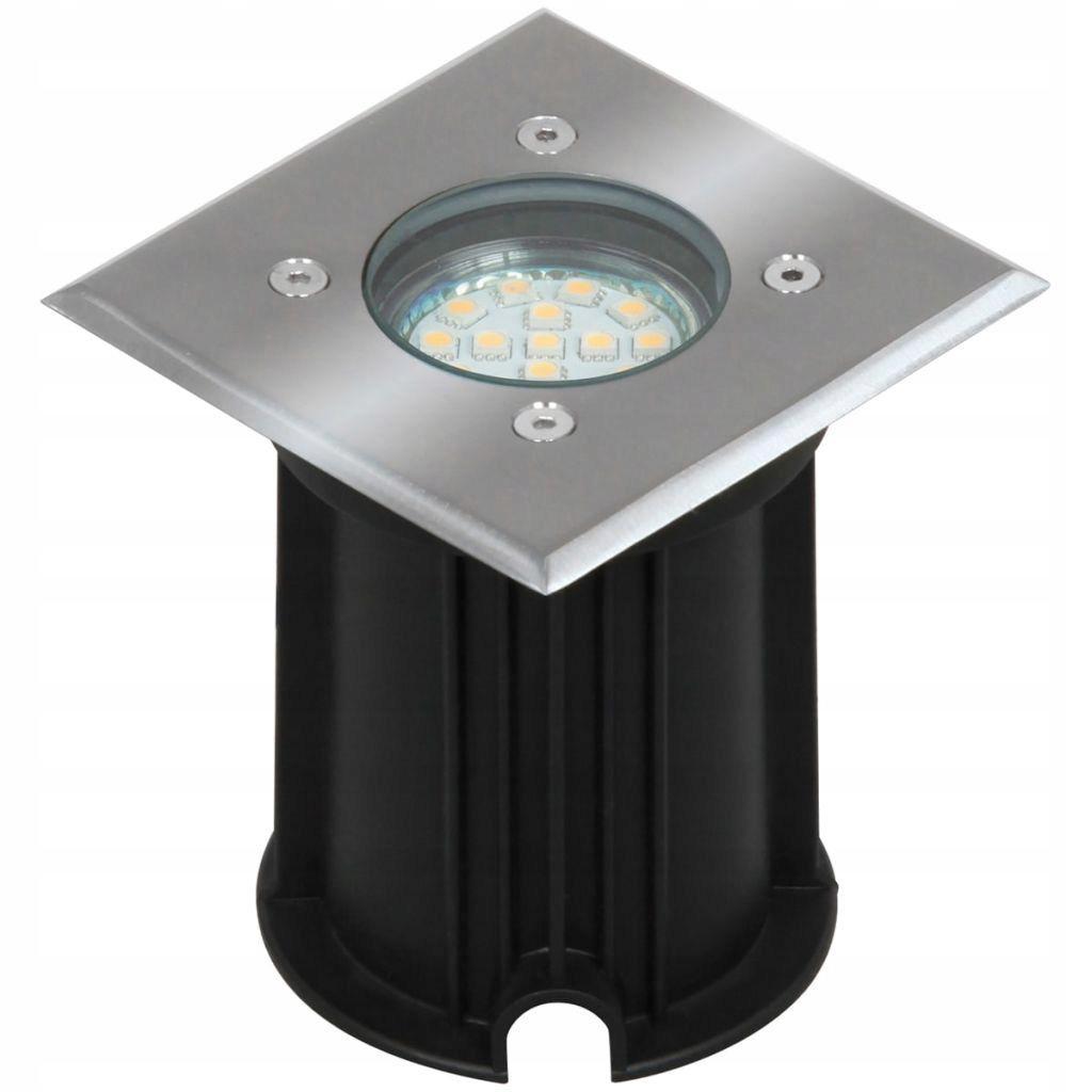 Smartwares Oprawa najazdowa LED, 3 W, czarna,