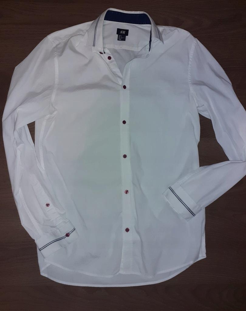 Koszula biała H&M