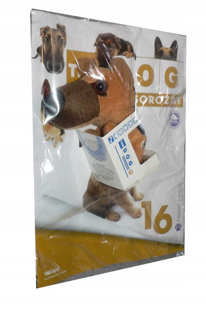 Kolekcja The Dog Nr 16 Owczarek Niemiecki 8623141015 Oficjalne Archiwum Allegro