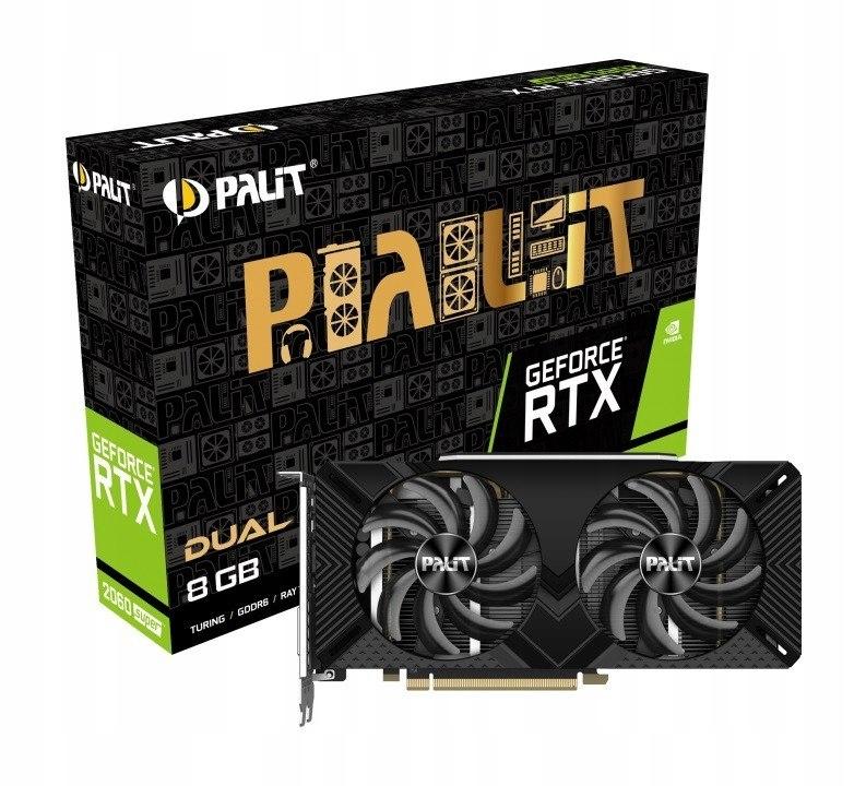 Karta graficzna GeForce RTX 2060 SUPER DUAL 8GB GD