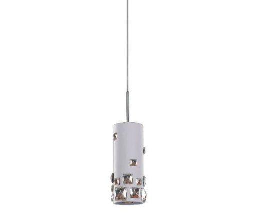 Lampa kryształ żyrandol Evan White MD1101807-1D