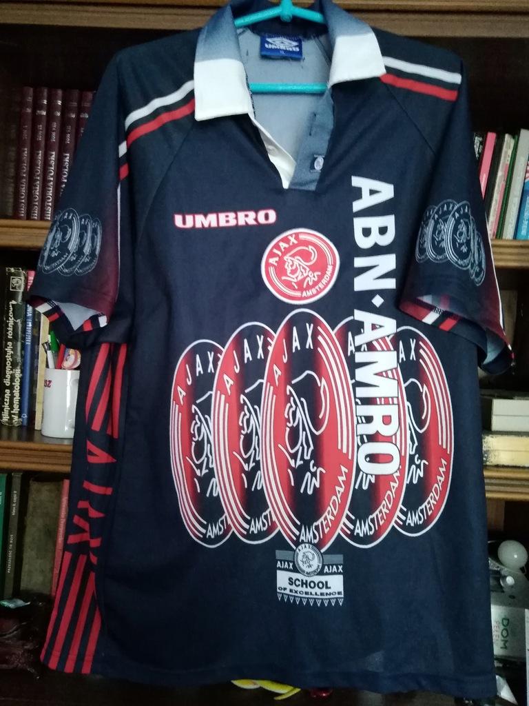 Koszulka Ajax Amsterdam Delodze nr 10 XL