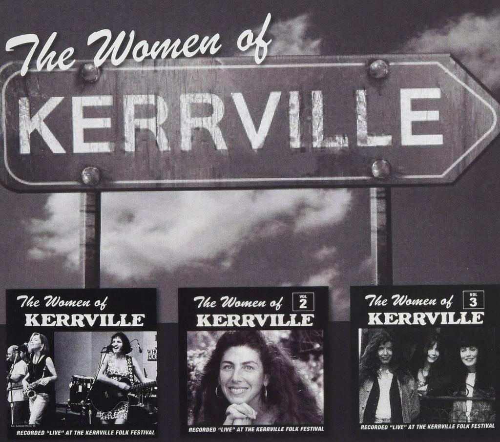 THE WOMEN OF KERRVILLE (3CD)