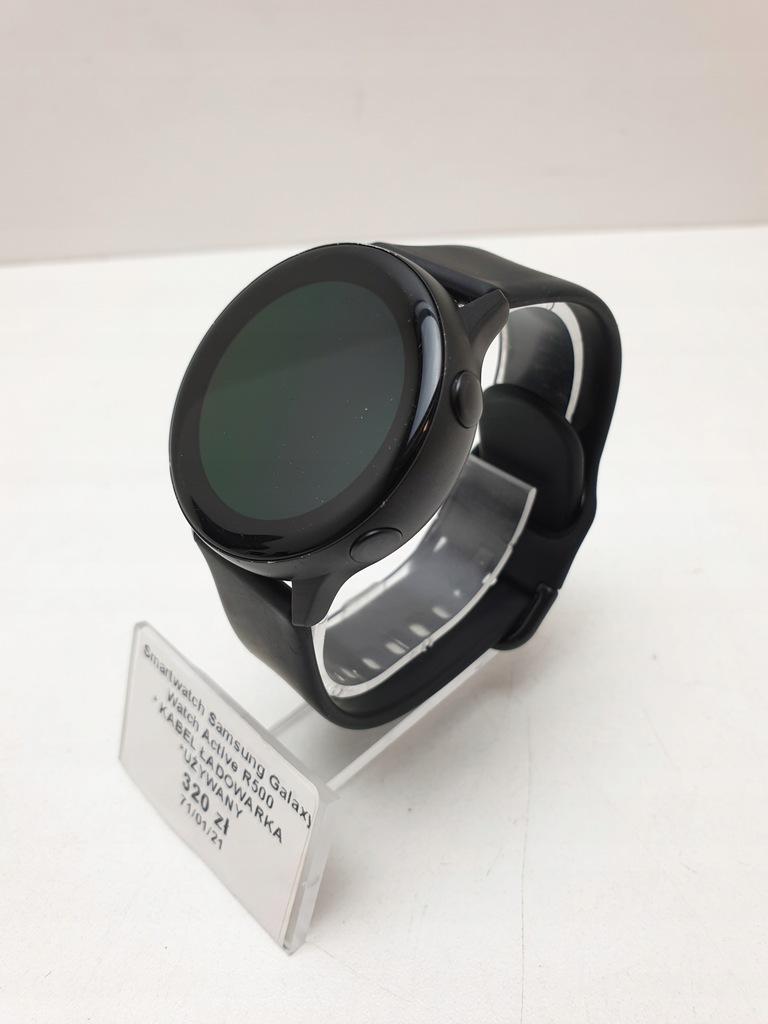 Smartwatch Samsung Galaxy Watch Active R500