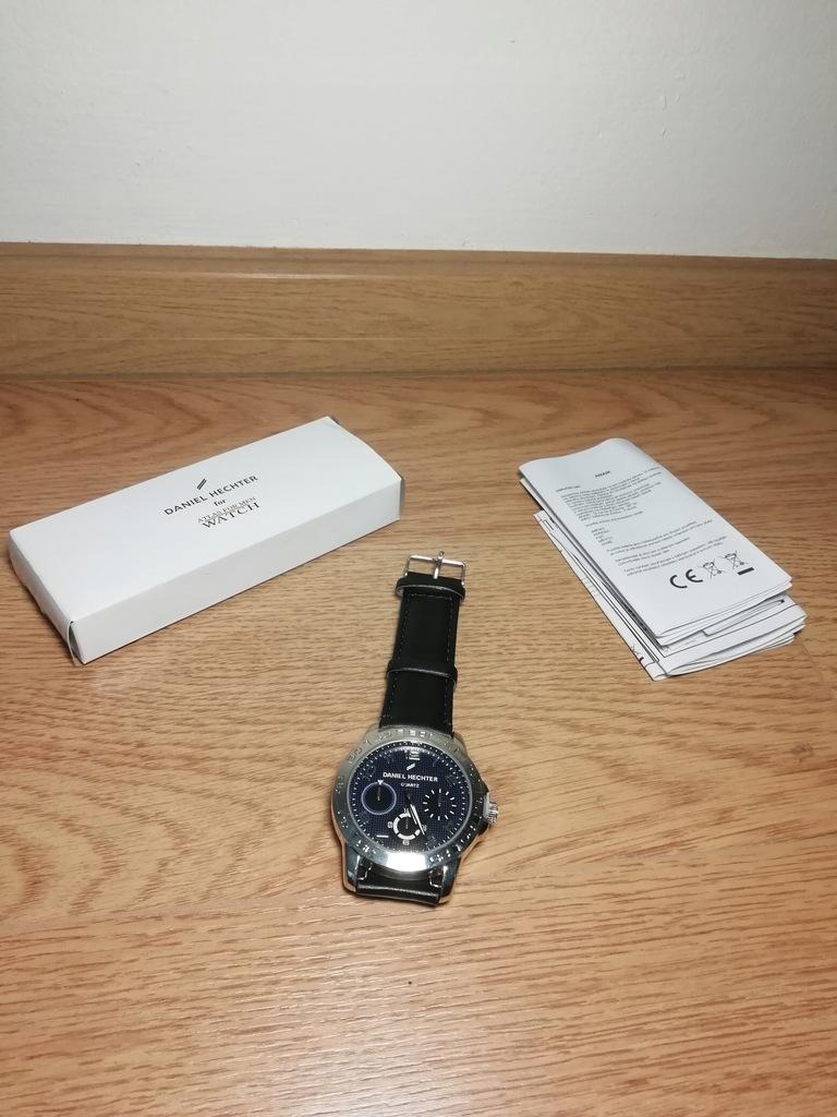 !Okazja! zegarek męski Daniel Hechter nowy