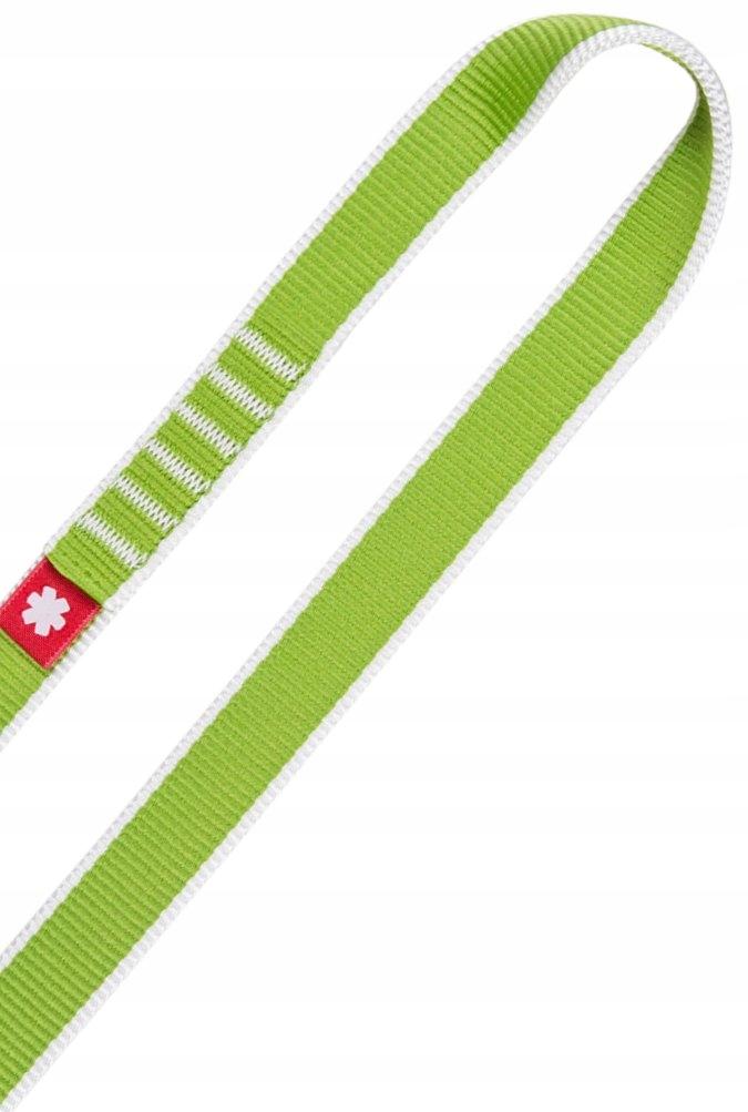 Pętla Ocun O-Sling PA Tubular 20mm 30cm Green 30kN