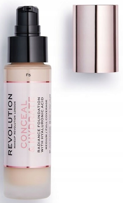 MAKEUP REVOLUTION PODK CONCEAL&HYDRATE F5 23ML