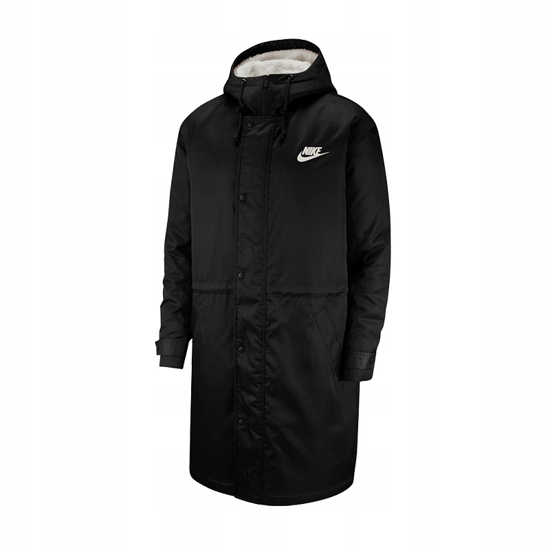 Nike NSW Synthetic Fill Parka 010 M 178 cm