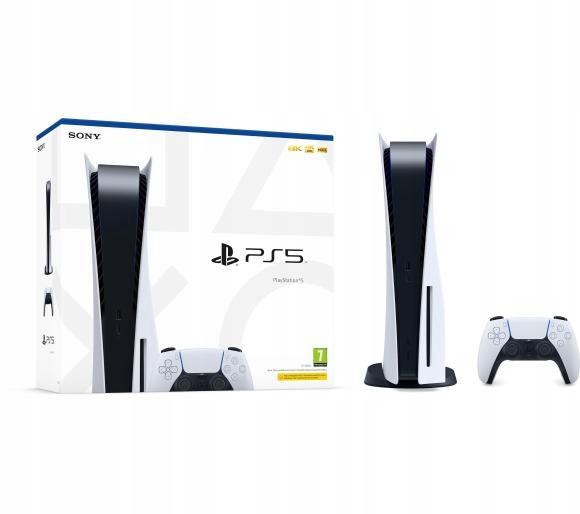 Konsola Sony PlayStation 5 z napędem Nowa