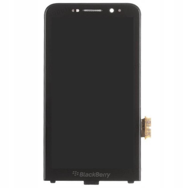 WYŚWIETLACZ LCD + DOTYK SZYBA Blackberry Z30