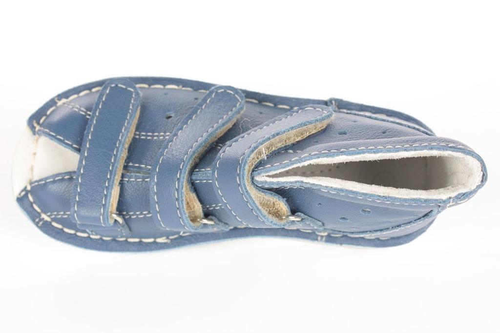 Obuwie chłopięce Danielki T105L profilaktyczne jeans lico