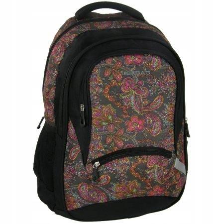 Plecak szkolny młodzieżowy JETBAG PLJ19C04
