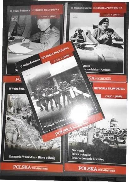 II wojna światowa Prawdziwa historia 5 części