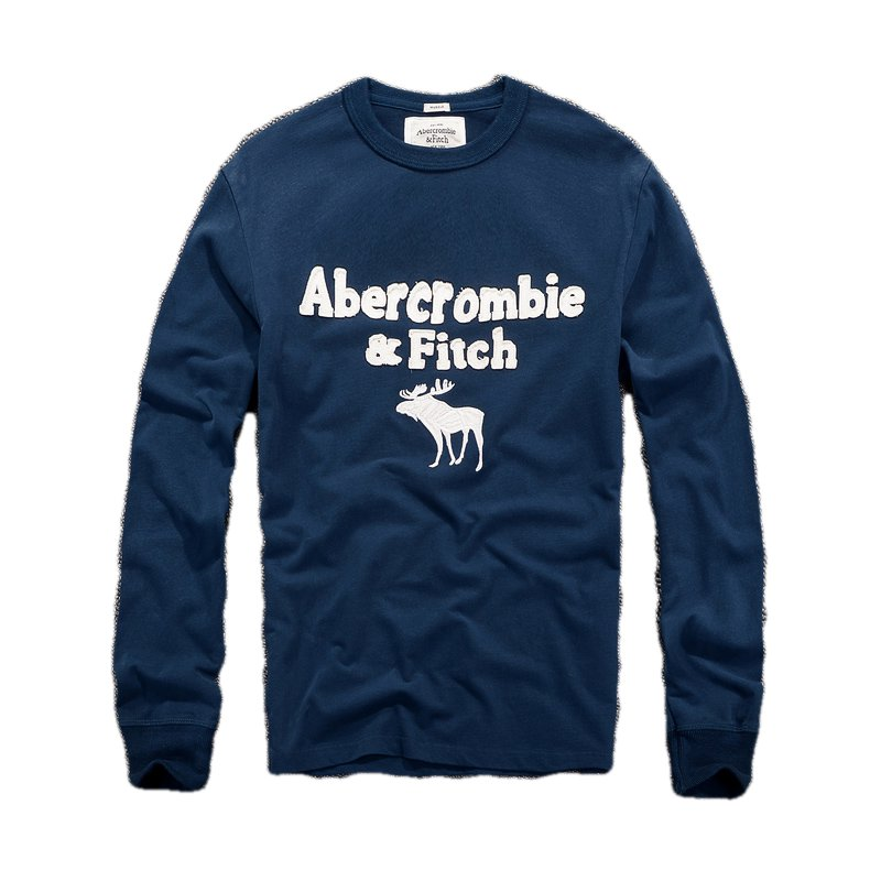 Bluzka męska LONGSLEEVE Abercrombie Fitch różne S