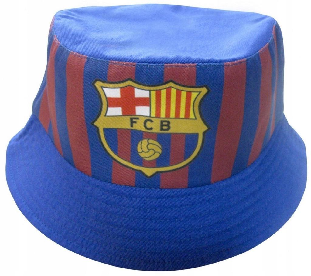 Kapelusz FC Barcelona : Rozmiar: - 54 cm