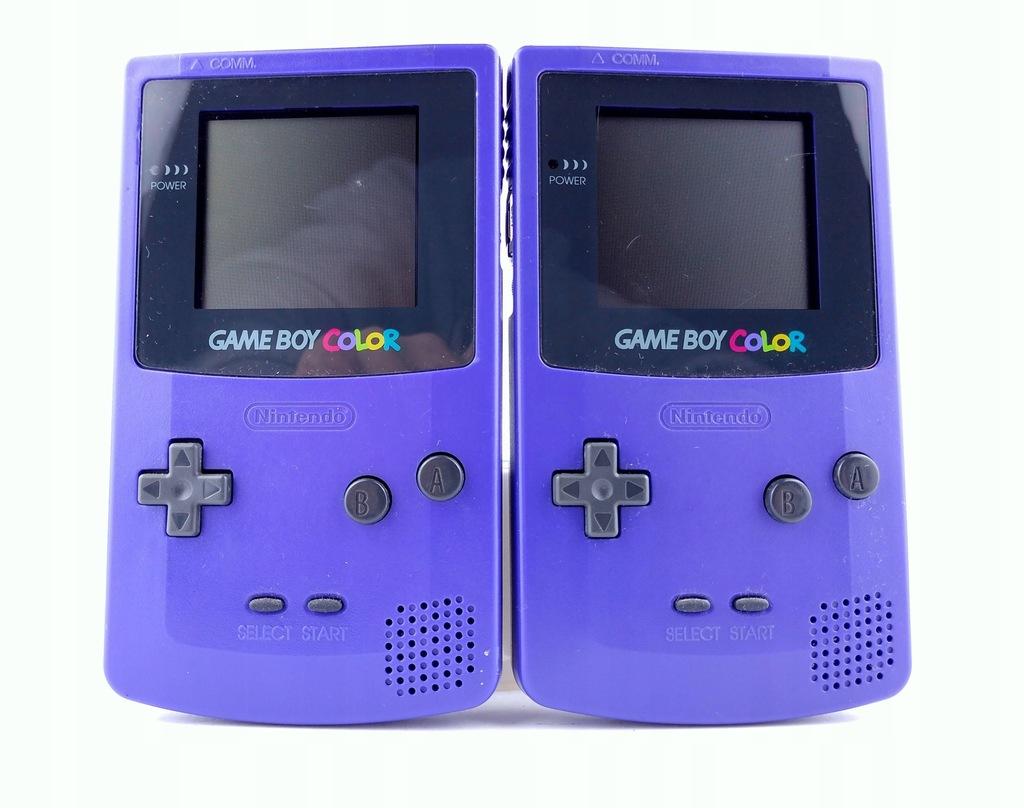 Game Boy Color ! Nintendo