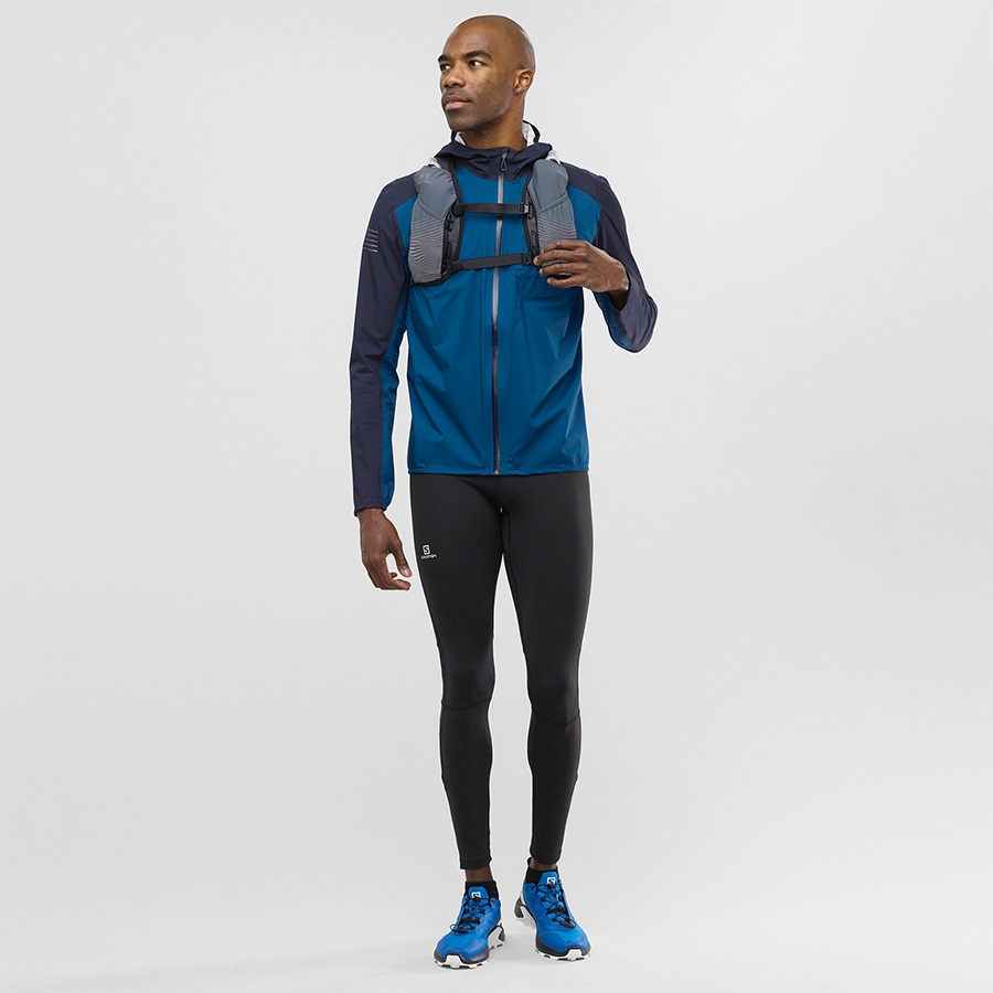 Legginsy Salomon AGILE WARM TIGHT L403603 r.M -20%