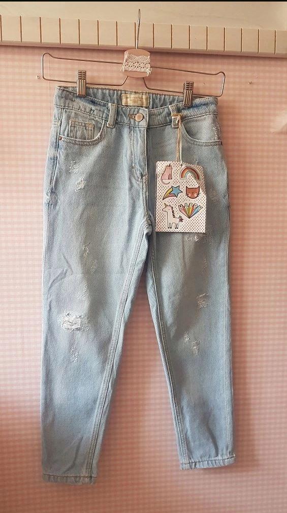 Spodnie Next jeans NOWE Boyfriend