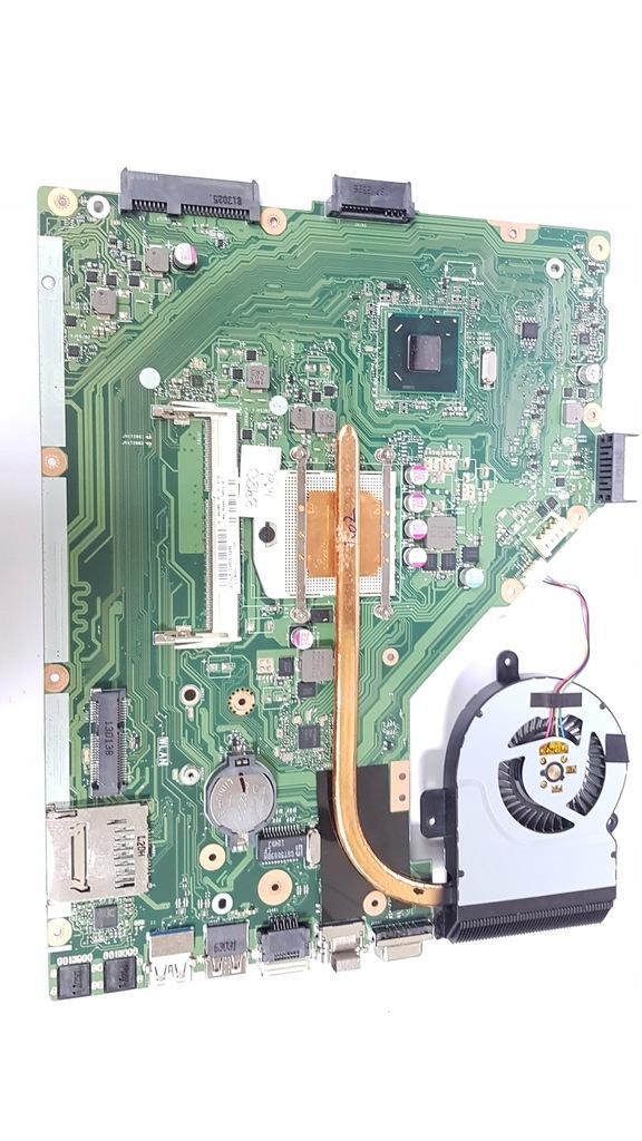P105 płyta główna Asus X55 X55A radiator