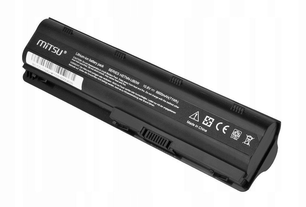 Bateria 6600mA Mitsu do Compaq Presario HSTNN-I78C