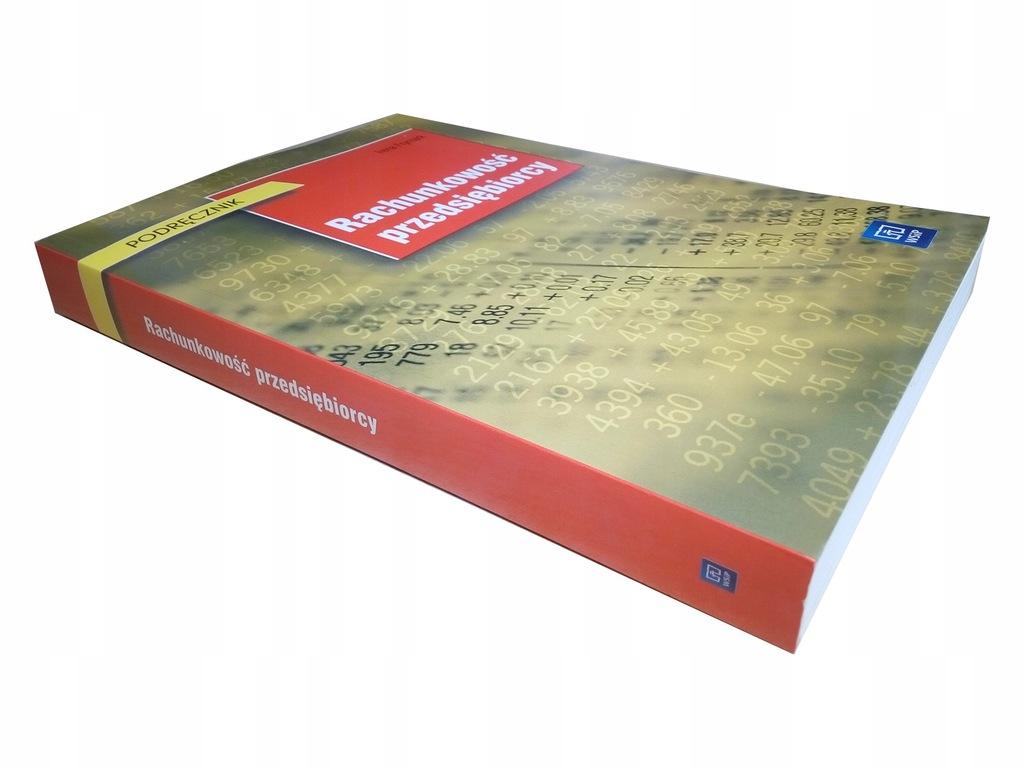 Rachunkowość przedsiębiorcy Podręcznik / Frymark *
