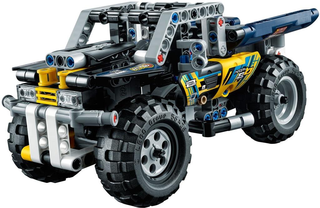 LEGO Technic 42034 Quad Bike - 7728061110 - oficjalne ...