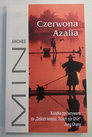 CZERWONA AZALIA Min