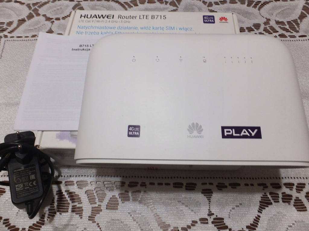 Router Lte Huawei B715s-23c 450 Mbps