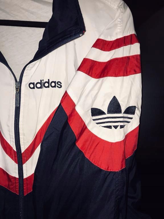 Kurtka ortalion Adidas originals LXl rave Wixapol