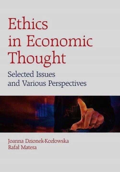 Ethics in Economic Thought Dzionek-Kozłowska