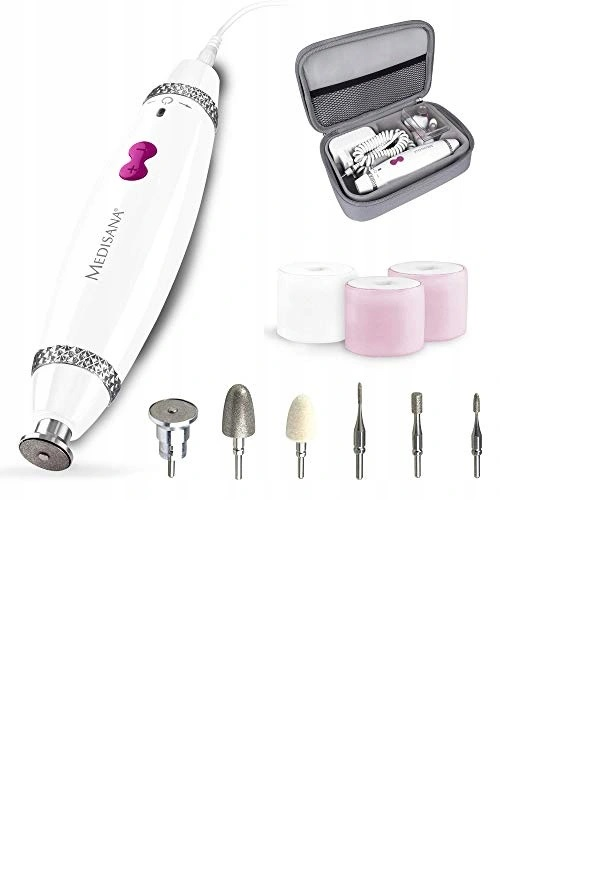 MEDISANA MP 840 Frezarka do manicure / pedicure