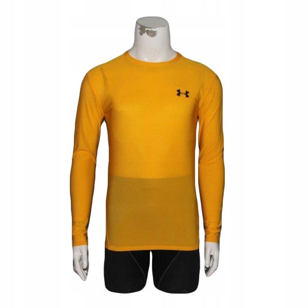 UNDER ARMOUR koszulka męska (XL) compression HEATG