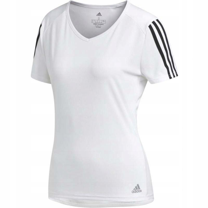 Koszulka damska adidas Run 3S Tee W czarna CZ7569 Cena