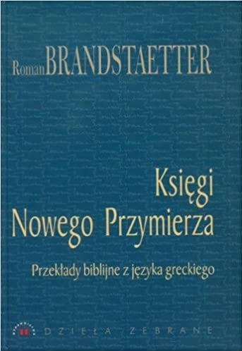 Księgi Nowego Przymierza