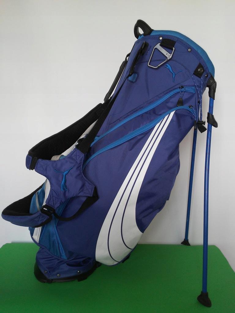 PUMA torba na kije golfowe-na wózek i na plecy
