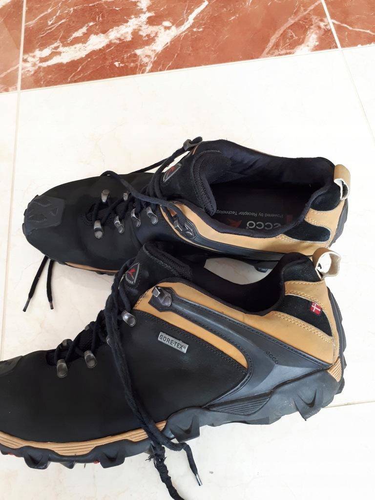 Ecco gore-tex receptor buty trekkingowe r 46