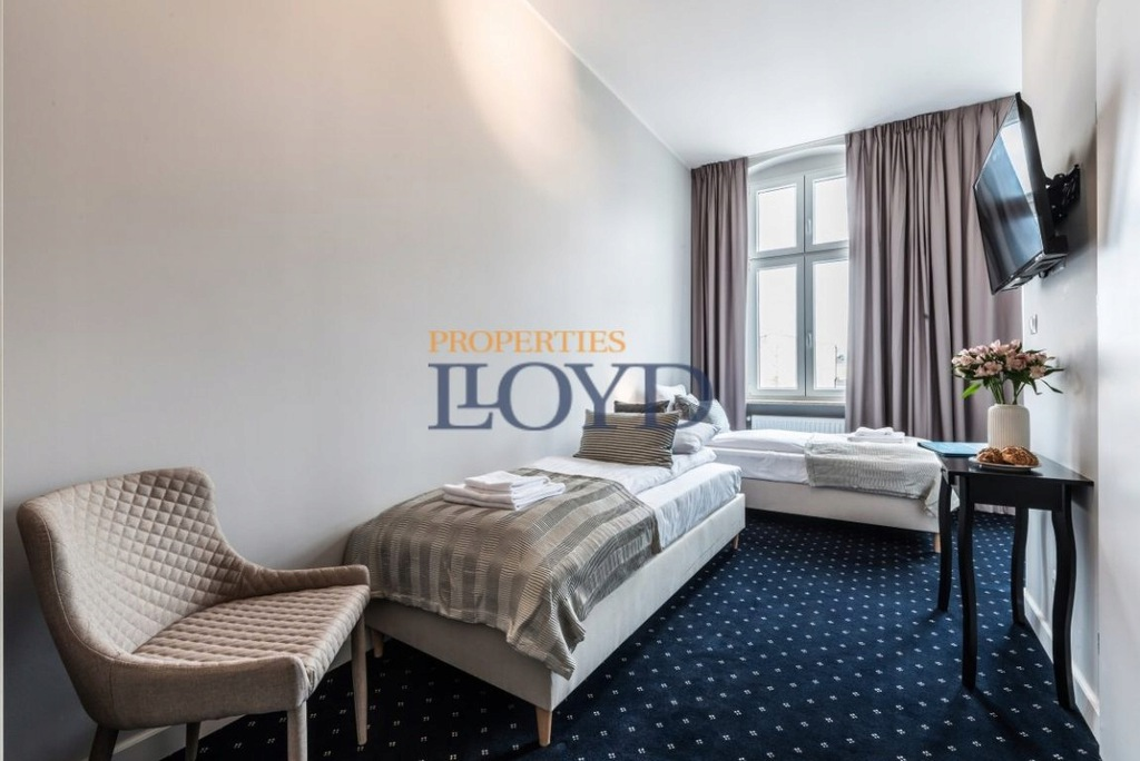 Mieszkanie, Poznań, Stare Miasto, 19 m²