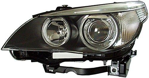 Reflektor halogenowwy prawy HELLA do BMW 5 E60