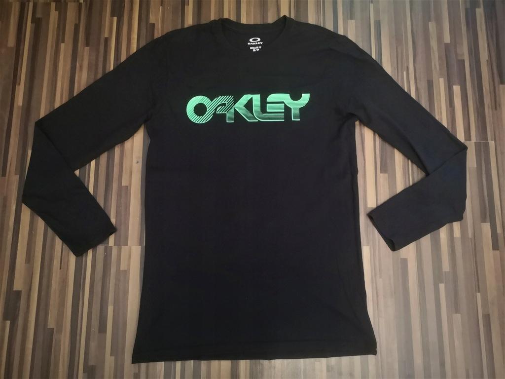 Koszulka OKLEY Regular Fit LONGSLEEVE !!Rozm.M