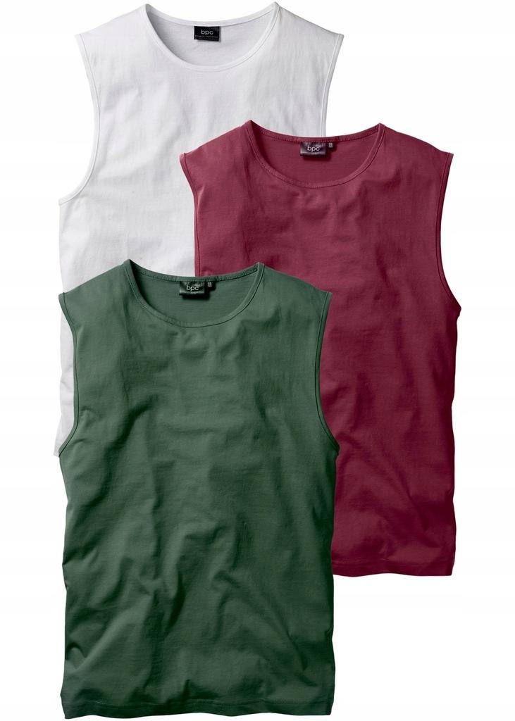 H64 BPC Shirt bez rękawów 3 SZTUKI 60/62