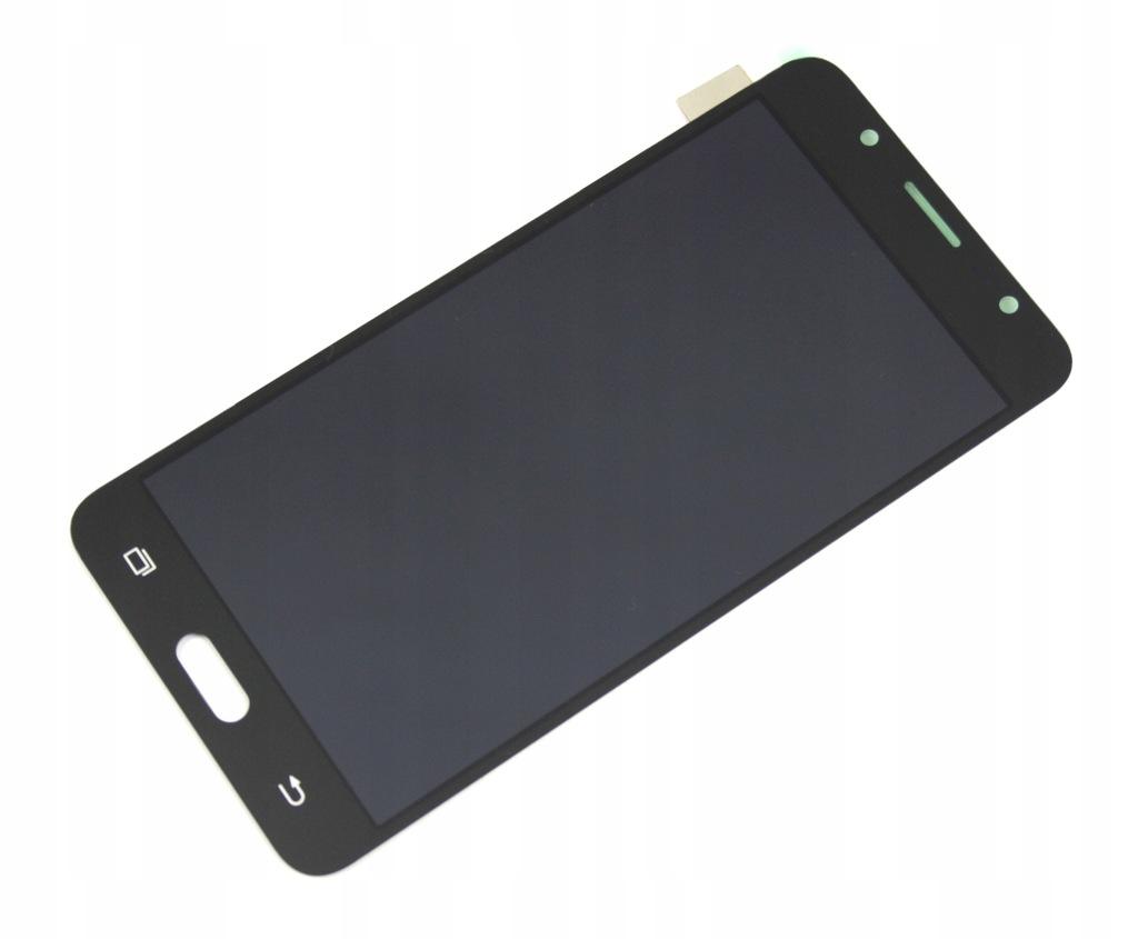 EKRAN CZARNY LCD DOTYK SAMSUNG GALAXY J5 J510 2016