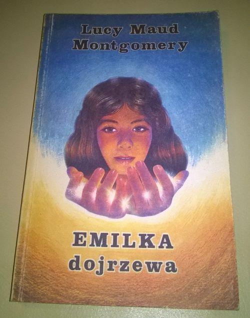 Lucy Maud Montgomery - EMILKA DOJRZEWA młodzieżowa