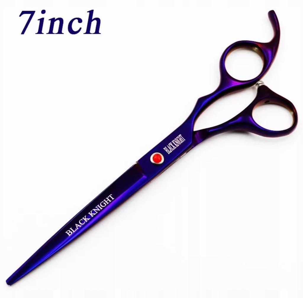 nożyczki fryzjerskie groomerskie 7,0