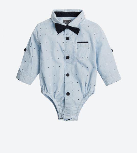 Koszula niemowlęca z muszką Cool Club