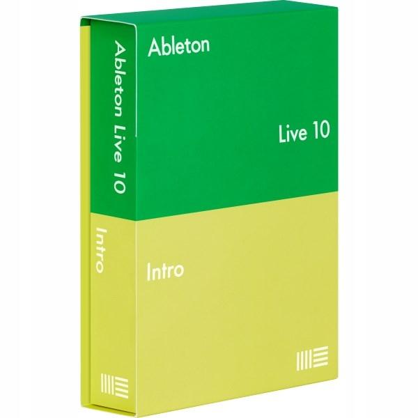 Ableton Live 10 Intro (wersja elektroniczna)