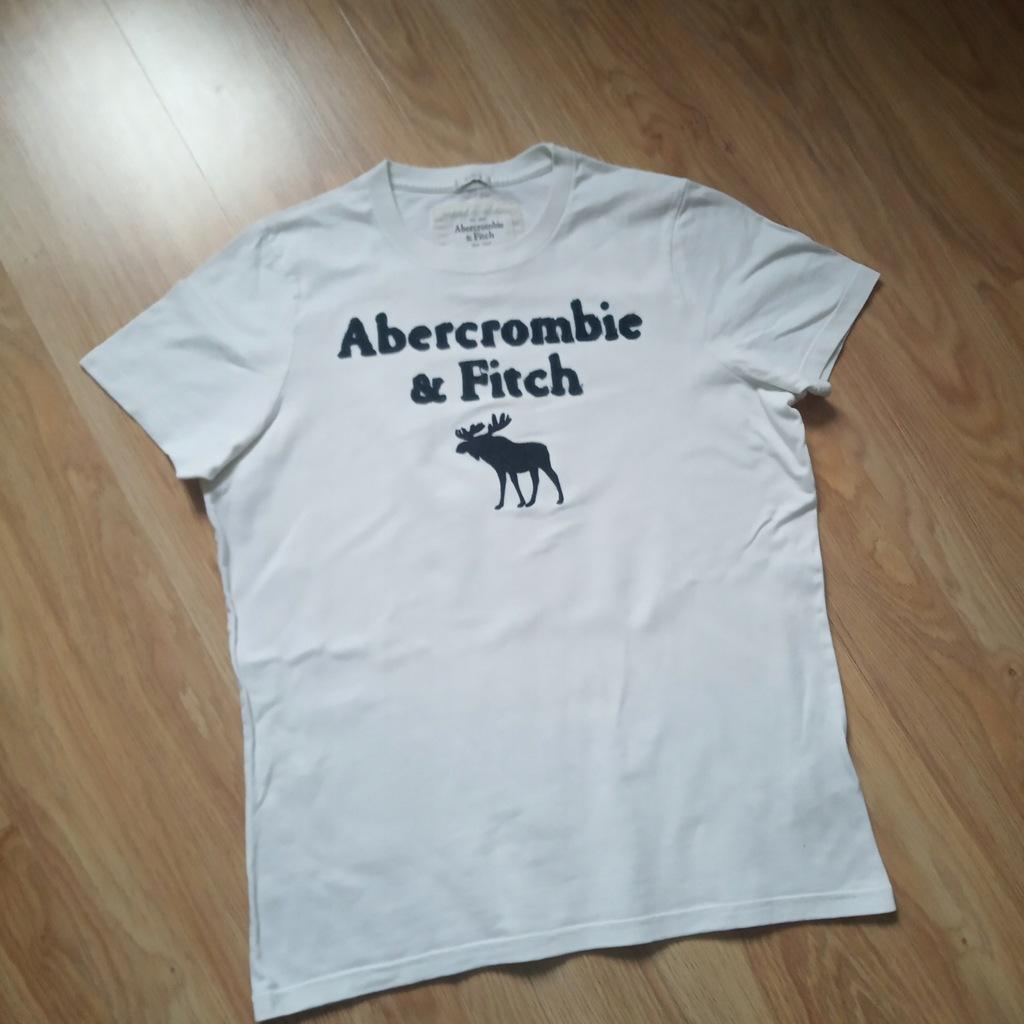 Koszulka Tee Abercrombie Luxury wear M