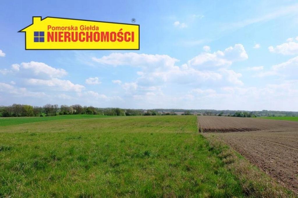 Działka, Stary Chwalim, Barwice (gm.), 37200 m²