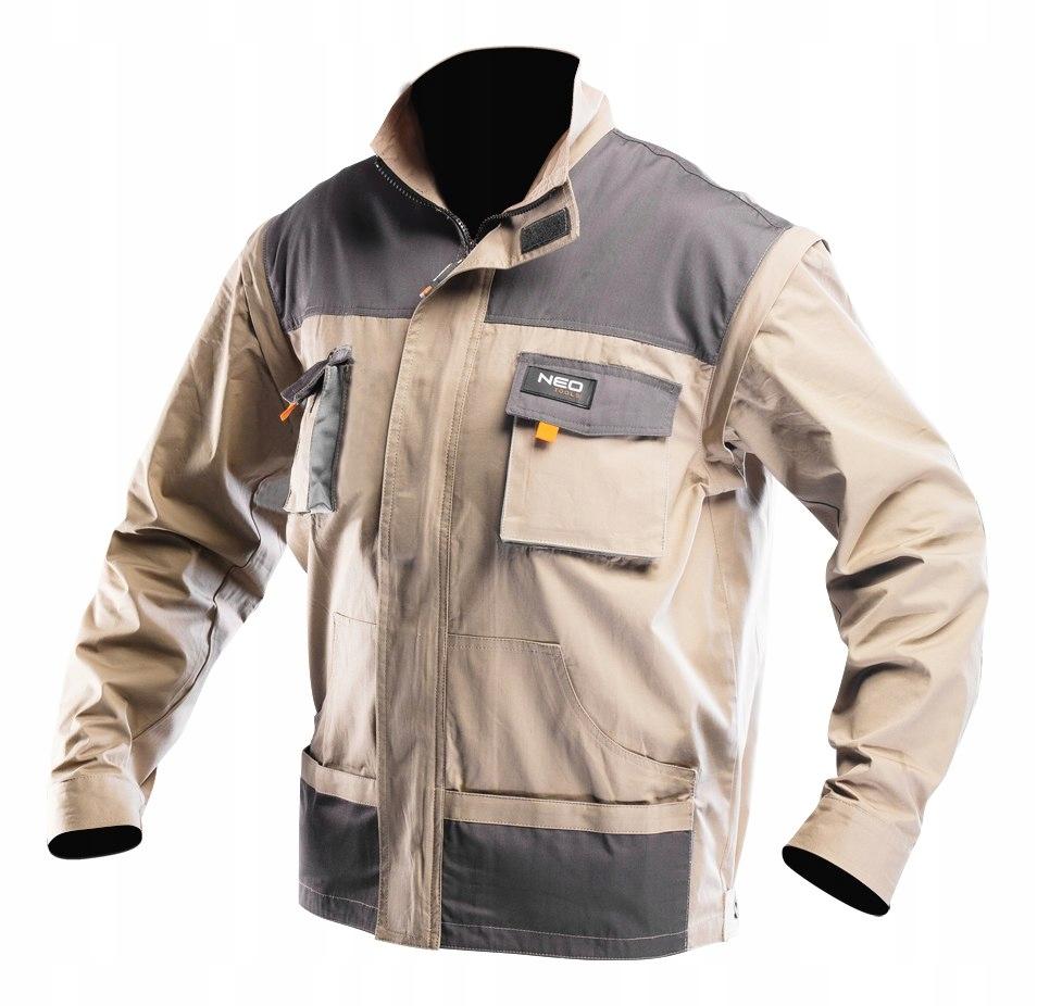 Bluza robocza 2w1 rozmiar M/50, 81-310-M NEO